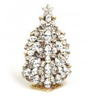 3 Dimensional Large Xmas Tree Decoration #04