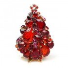 3 Dimensional Medium Xmas Tree Decoration #07