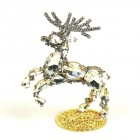 Deer ~ Christmas Stand-up Decoration Medium (L)