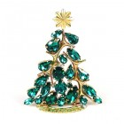Xmas Tree Standing Decoration 2020 #13 ~ Emerald