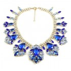 Fancy Essence Necklace ~ Blue Sapphire