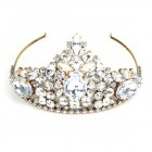 Mythique Tiara ~ Clear Crystal