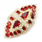 Red Label Brooches