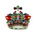 Small Crown Pin ~ #3
