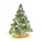 Navette Xmas Tree Stand-up ~ Green Clear