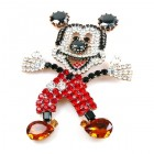 Mickey ~ Extra Large Brooch
