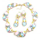 Miracle Set ~ Delicate Pastel Tones Pink Yellow Blue