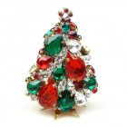 3 Dimensional Medium Xmas Tree Decoration #06
