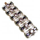 Purple Crystal ~ Bracelet
