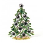 Xmas Tree Standing Decoration 2019 #08 Clear Green