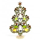 2020 Xmas Tree Stand-up Decoration 14cm ~ #3