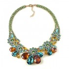 Parisienne Bloom Necklace ~ Stellar Beauty