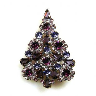 Xmas Tree Brooch #07 (2)