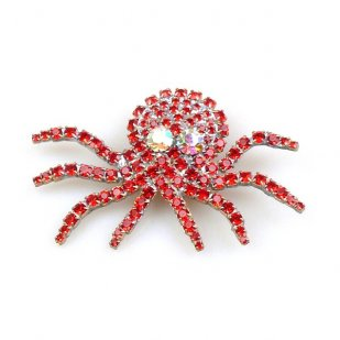 Octopussy Pin ~ Red