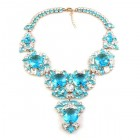 Sweet Temptation Necklace ~ Aqua