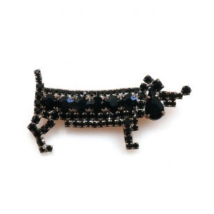 Dachshund Smaller ~ Black