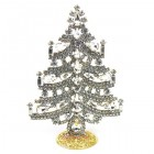 Xmas Tree Standing Decoration 2020 #04 ~ Clear Crystal