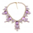 Inspiration Necklace ~ Violet