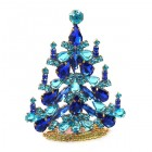 Xmas Tree Standing Decoration 2020 #03 ~ Blue Aqua