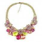 Parisienne Bloom Necklace ~ Sweet Fruit