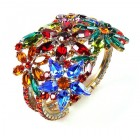 True Love ~ Clamper Bracelet ~ Multicolor