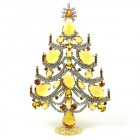 Xmas Tree Standing Decoration 2020 #02 ~ Topaz Clear