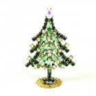 Xmas Tree Standing Decoration 2020 #07 ~ Green Emerald