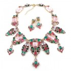 Mythologique Jewelry Set ~ Pink and Colors